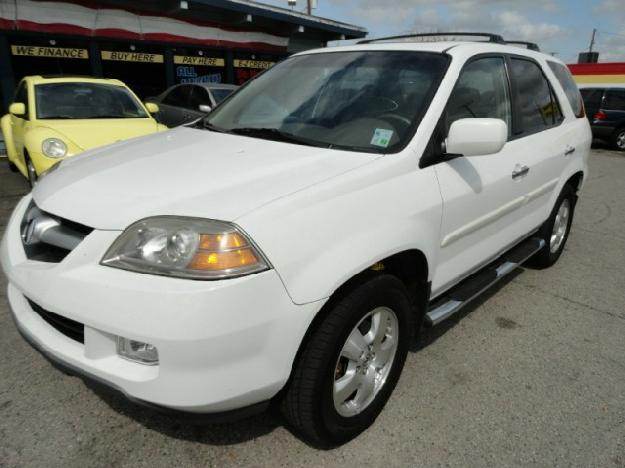 2006 acura mdx 4dr suv at for sale in garland texas classified. Black Bedroom Furniture Sets. Home Design Ideas
