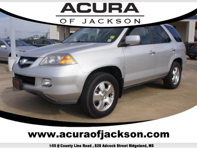 2006 Acura Mdx For Sale In Ridgeland Mississippi