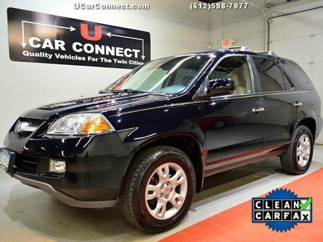 2006 acura mdx touring for sale in eden prairie minnesota classified. Black Bedroom Furniture Sets. Home Design Ideas