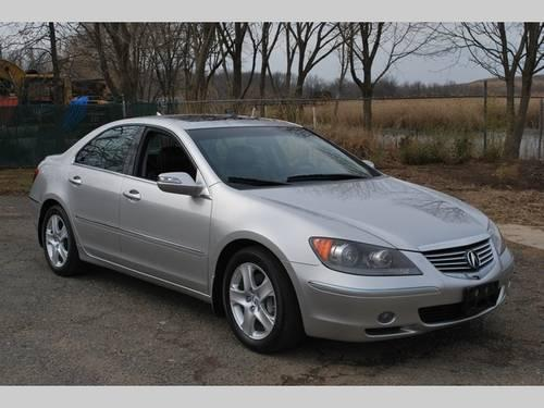 2006 acura rl for sale in south river new jersey. Black Bedroom Furniture Sets. Home Design Ideas
