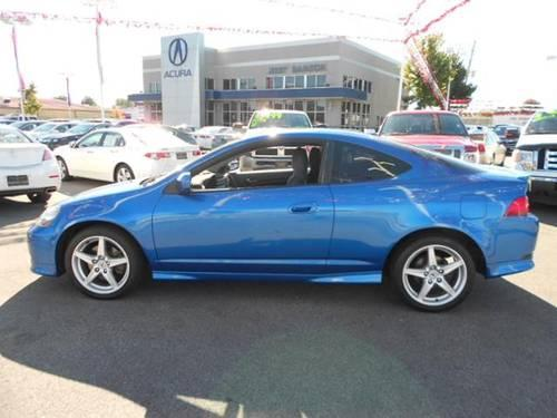 2006 Acura RSX 2dr Car 2dr Cpe Type-S 6-spd MT Leather