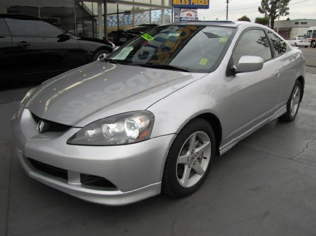 2006 acura rsx type s sport coupe 2d for sale in fullerton. Black Bedroom Furniture Sets. Home Design Ideas