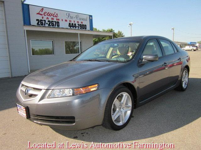 2006 acura tl for sale in fayetteville arkansas. Black Bedroom Furniture Sets. Home Design Ideas