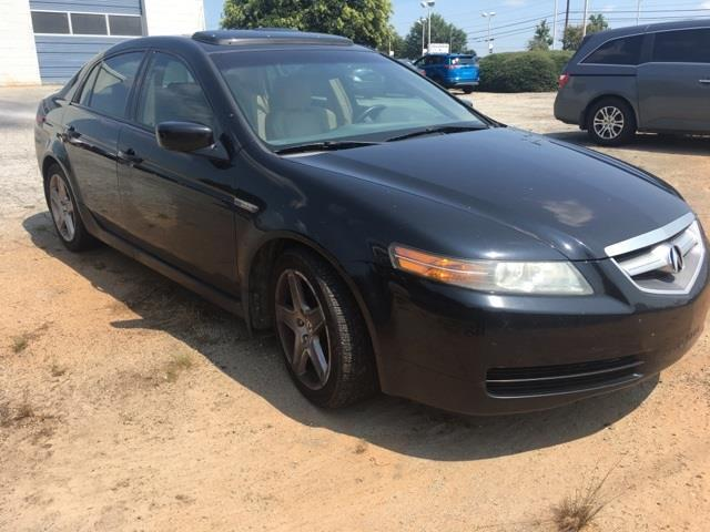 2006 Acura TL Base 4dr Sedan 5A