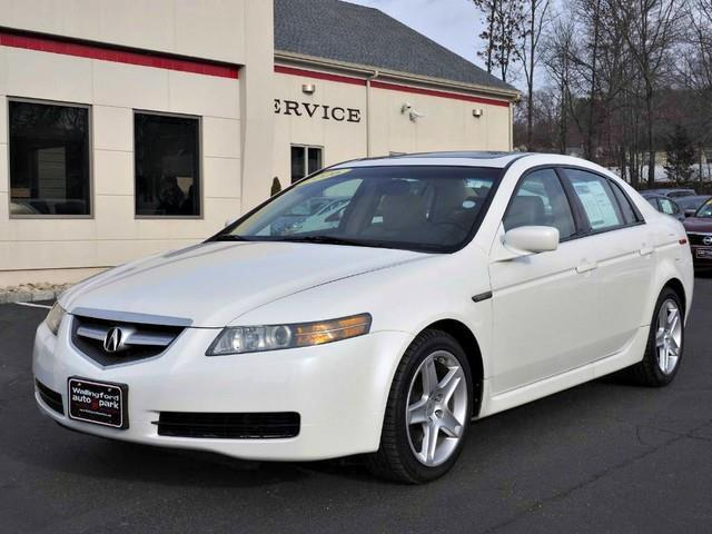 2006 acura tl base 4dr sedan 5a for sale in wallingford connecticut classified. Black Bedroom Furniture Sets. Home Design Ideas