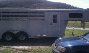 2006 adams horse cattle stock trailer deep gap nc for for Deep house 2006