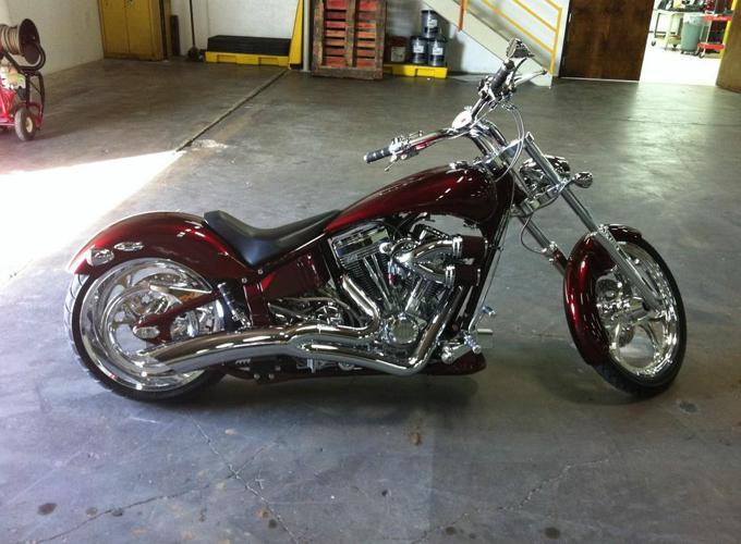 2006 American Ironhorse Outlaw