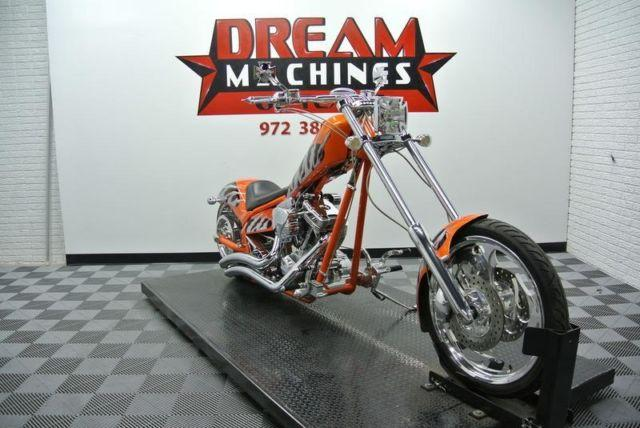 ... American Ironhorse Texas Chopper *Clean Bike for sale in Dallas, Texas
