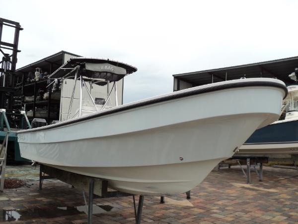 2006 angler 26 panga 2006 fishing boat in marco island for Angler fishing boat