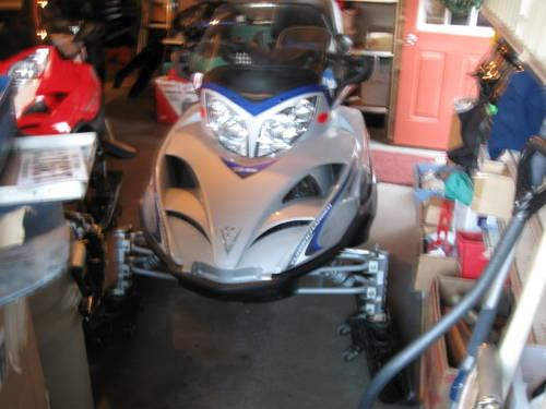 2006 Arctic Cat T660 Turbo Touring 4 Stroke Snowmobile For