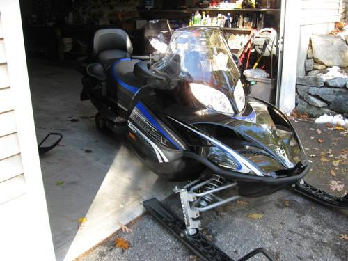 2006 Arctic Cat T660 Turbo Touring Limited Edition 4 Stroke Snowmobile For Sale In Wolfeboro