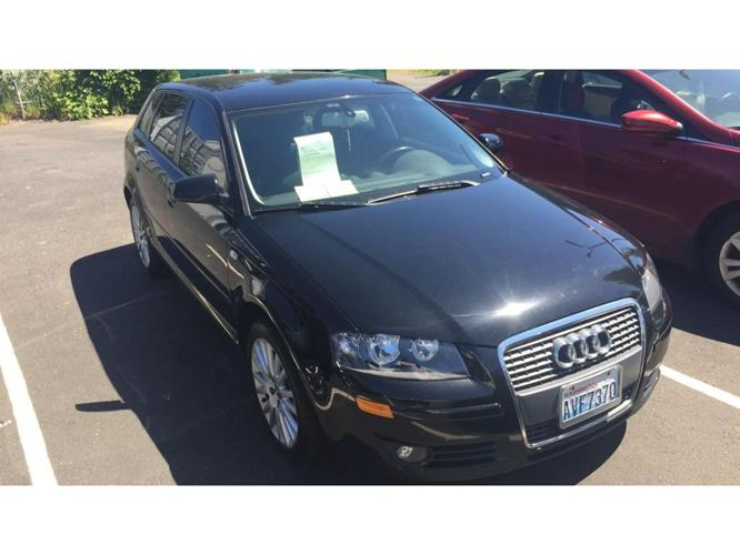 2006 audi a3 2 0t 2 0t 4dr wagon 6m for sale in bremerton washington classified. Black Bedroom Furniture Sets. Home Design Ideas