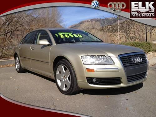 2006 Audi A8 L 4dr Car 4 2l For Sale In Cardiff Colorado