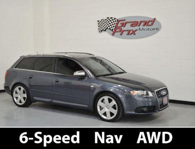 2006 audi s4 avant quattro wagon nav back up sensors v8 rare 6 speed x for sale in portland. Black Bedroom Furniture Sets. Home Design Ideas