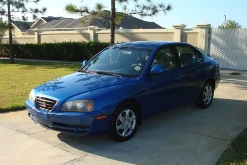 2006 automatic hyundai elantra loaded with full pwr cold a c gas saver for sale in tampa. Black Bedroom Furniture Sets. Home Design Ideas