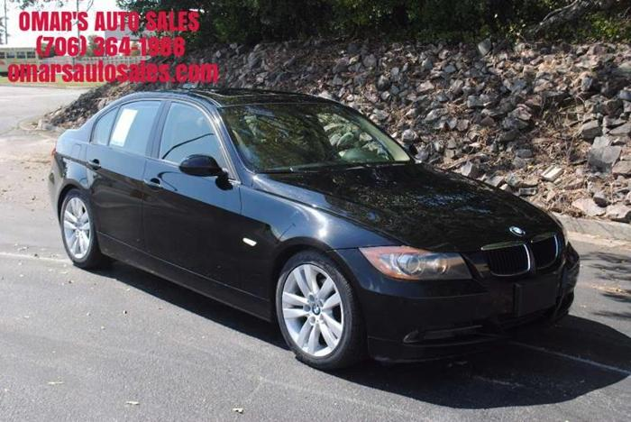 2006 BMW 3 Series 325i 325i 4dr Sedan