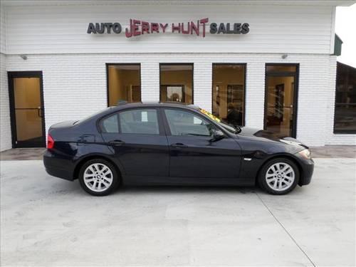 Ford Dealership Charlotte >> 2006 BMW 3 Series 4-door Compact Passenger Car 325i for ...