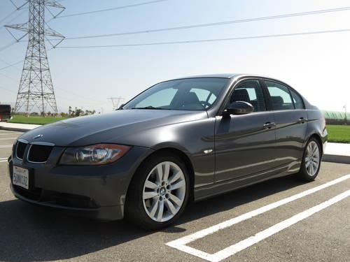 2006 bmw 325i sport pkg idrive navigation 73k miles. Black Bedroom Furniture Sets. Home Design Ideas
