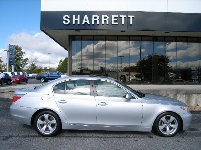 2006 BMW 5 Series 525i 525i 4dr Sedan