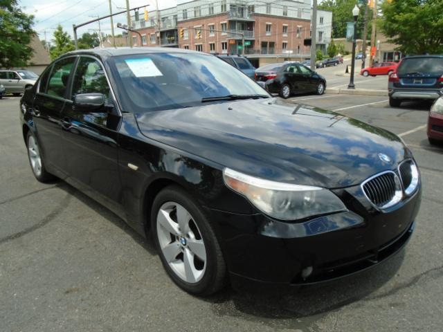 2006 BMW 5 Series 525xi AWD 525xi 4dr Sedan