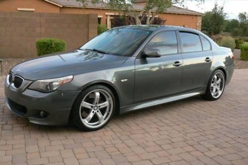 2006 bmw 550i sedan for sale in gilbert arizona classified. Black Bedroom Furniture Sets. Home Design Ideas