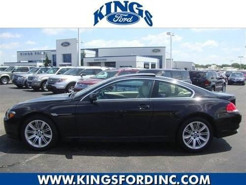 2006 bmw 6 series 2dr car 650ci for sale in symmes township ohio classified. Black Bedroom Furniture Sets. Home Design Ideas