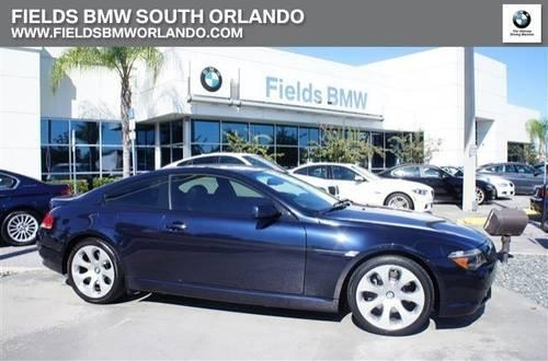 2006 bmw 6 series convertible 650i for sale in orlando. Black Bedroom Furniture Sets. Home Design Ideas