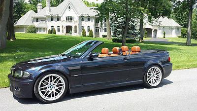 2006 bmw m3 convertible competition package 6 speed csl. Black Bedroom Furniture Sets. Home Design Ideas