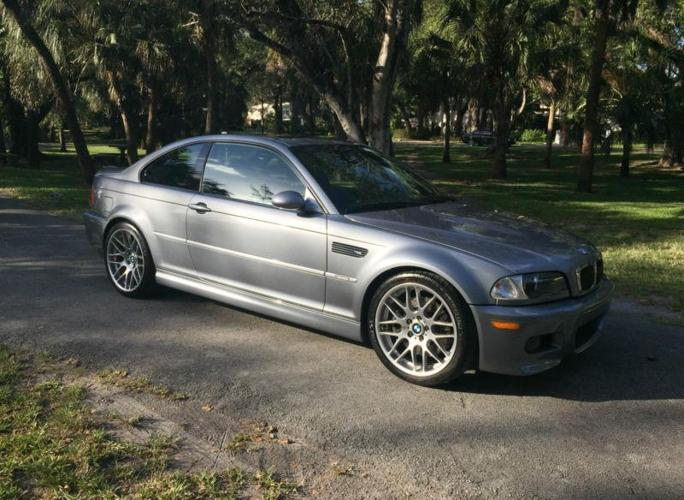 2006 bmw m3 e46 zcp for sale in montverde florida. Black Bedroom Furniture Sets. Home Design Ideas