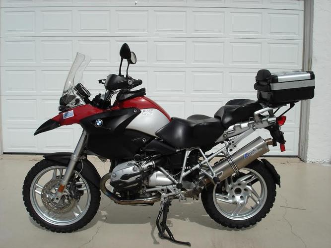 2006 BMW R1200GS for Sale in Columbia Missouri Classified