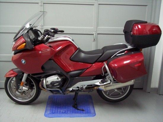 2006 BMW R1200RT, Red, 51k miles, excellent condition,
