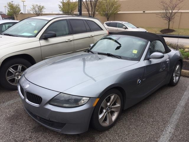 2006 bmw z4 2dr convertible for sale in memphis. Black Bedroom Furniture Sets. Home Design Ideas
