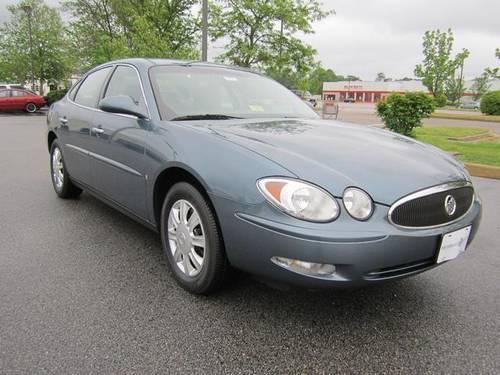 2006 buick lacrosse cx for sale in chesapeake virginia. Black Bedroom Furniture Sets. Home Design Ideas