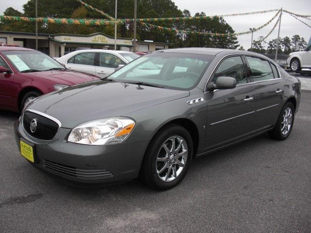 2006 buick lucerne cxl for sale in longs south carolina. Black Bedroom Furniture Sets. Home Design Ideas