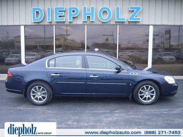 2006 buick lucerne cxl for sale in charleston illinois classified. Black Bedroom Furniture Sets. Home Design Ideas