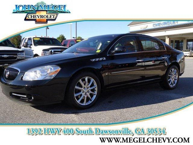 2006 buick lucerne cxs for sale in dawsonville georgia classified. Black Bedroom Furniture Sets. Home Design Ideas