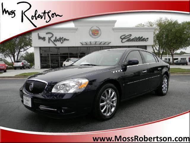2006 buick lucerne cxs for sale in gainesville georgia classified. Black Bedroom Furniture Sets. Home Design Ideas