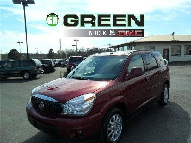 2006 buick rendezvous for sale in davenport iowa classified. Black Bedroom Furniture Sets. Home Design Ideas
