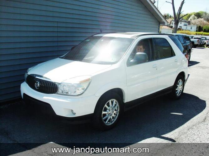 2006 BUICK RENDEZVOUS AWD CX 4dr SUV