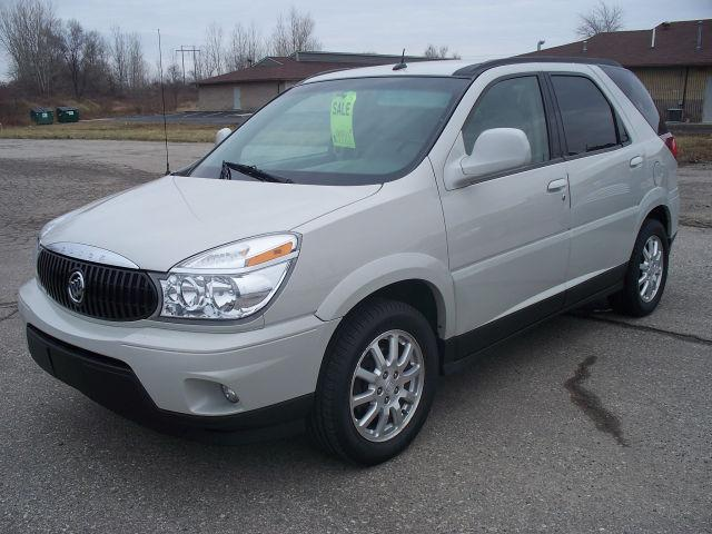 2006 buick rendezvous cxl for sale in alma michigan classified. Black Bedroom Furniture Sets. Home Design Ideas