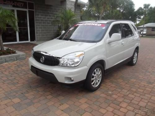 2006 buick rendezvous suv for sale in madison florida. Black Bedroom Furniture Sets. Home Design Ideas