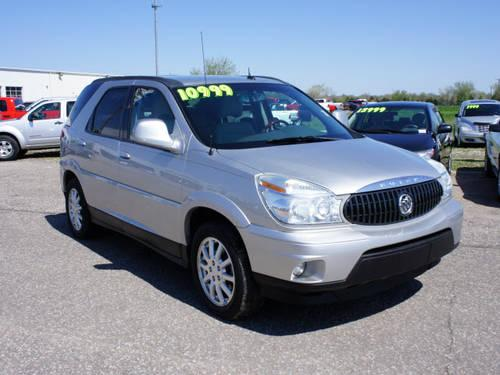 2006 Buick Rendezvous Suv Awd Cxl For Sale In Wichita