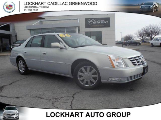2006 cadillac dts 4d sedan luxury ii for sale in greenwood indiana classified. Black Bedroom Furniture Sets. Home Design Ideas