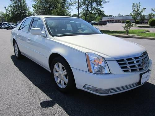 2006 cadillac dts for sale in chesapeake virginia classified. Black Bedroom Furniture Sets. Home Design Ideas