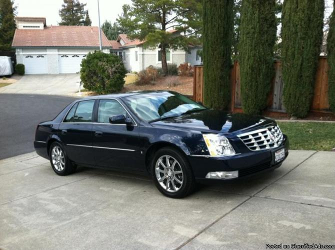 2006 cadillac dts for sale in clayton california classified. Black Bedroom Furniture Sets. Home Design Ideas