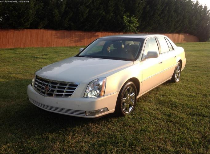 2006 cadillac dts for sale in greensboro north carolina classified. Black Bedroom Furniture Sets. Home Design Ideas