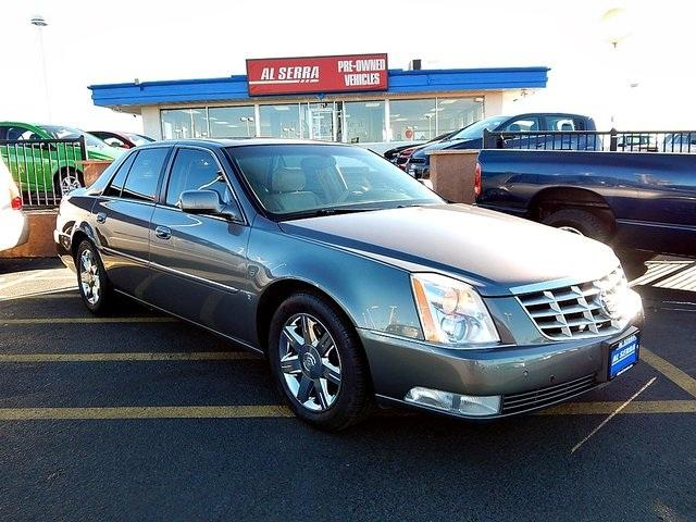2006 cadillac dts luxury i 4dr sedan for sale in colorado springs colorado classified. Black Bedroom Furniture Sets. Home Design Ideas