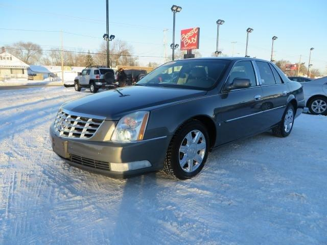 2006 cadillac dts luxury i 4dr sedan for sale in wyoming michigan classified. Black Bedroom Furniture Sets. Home Design Ideas
