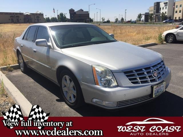 2006 cadillac dts luxury i luxury i 4dr sedan for sale in pasco washington classified. Black Bedroom Furniture Sets. Home Design Ideas