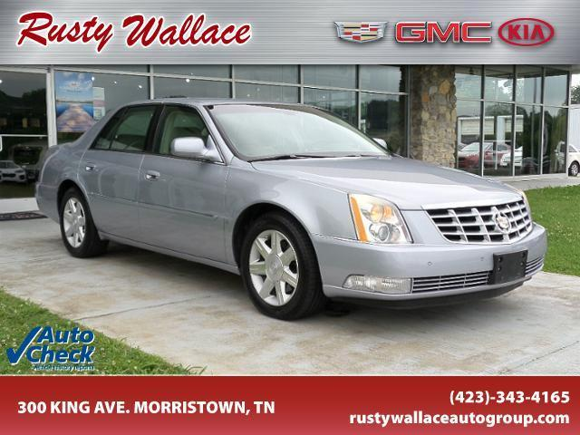2006 cadillac dts luxury i luxury i 4dr sedan for sale in morristown tennessee classified. Black Bedroom Furniture Sets. Home Design Ideas